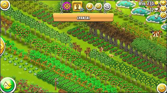 Как быстро накопить деньги в Hay Day