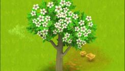 Какое из деревьев или кустов садить в Hay Day выгодней всего?